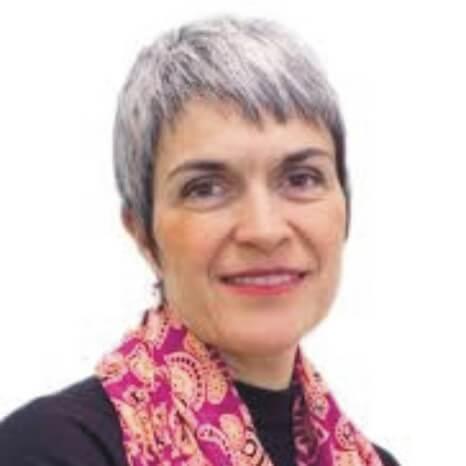 Speaker - Irina de la Flor