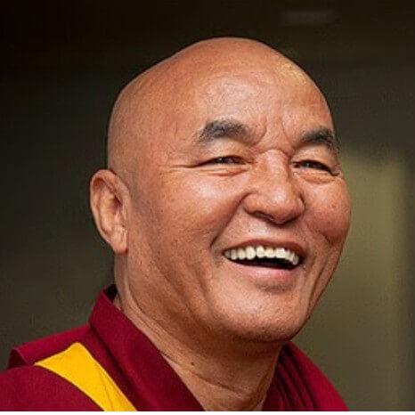 Speaker - Llama Thubten Wangchen
