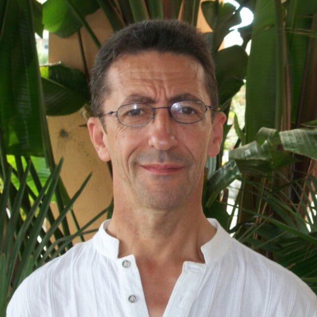 Speaker - Marcos Vélez